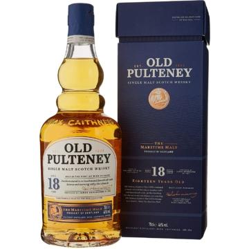 Old Pulteney 18 éves 0,7l 46%