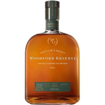 Woodford Reserve Rye 0,7l 45,2%