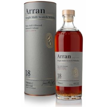 Arran 18 Éves Single Malt Skót Whisky 0,7l 46%