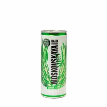 Moskovskaya Street Ginger-Lime 4,5% 0,25l