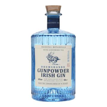Drumshanbo Gunpowder Ír Gin  0,5l 43%