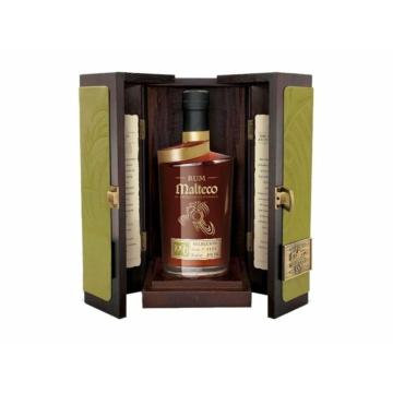 Malteco Vintage 1990 Rum fa díszdobozban 0,7l 40%