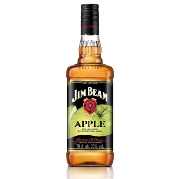 Jim Beam Apple 32,5% 0,7l új