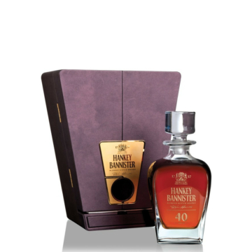 Hankey Bannister 40 éves Skót Whisky 0,7l 44,3%