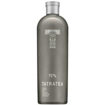 Tatratea 72% betyáros tea likőr 0,7l