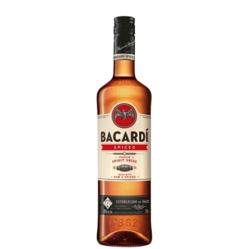 Bacardi Spiced Rum 35% 0,7l