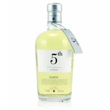 5th Earth Citrics Gin 42% 0.7L