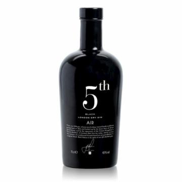 5th Air Black London Dry Gin 40% 0.7L