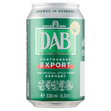 DAB Original 0,33l dob 5%