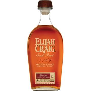 Elijah Craig Small Batch Whiskey 0,7l 47%