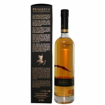 Penderyn Madeira Whiskey 0,7l 46%