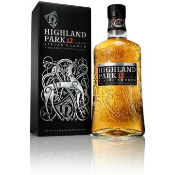 Highland Park 12 Éves Orkney Single Malt Skót Whisky 0,7L 40%