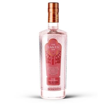 The Lakes Pink Grapefruit Gin 0,7l 46%
