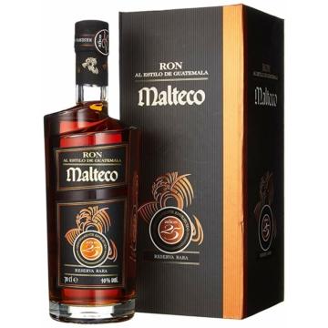 Malteco 25 éves Rum 0,7l 40%