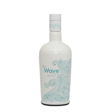 The Wave dry gin 0,7l 40%