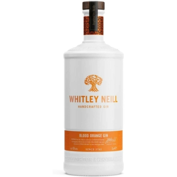 Whitley Neill Blood Orange Gin 0,7l 43%
