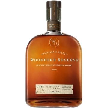 Woodford Reserve Kentucky Bourbon Whiskey 0,7l 43,2%