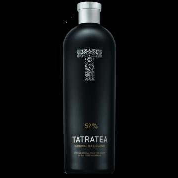Tatratea 52% eredeti tea likőr 0,7l