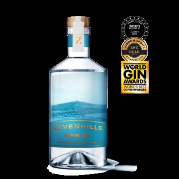 Sevenhills Tokaj Gin 0,7l