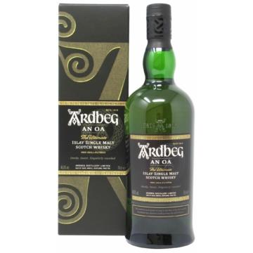 Ardbeg An Oa Skót Whisky 0,7l 46,6%