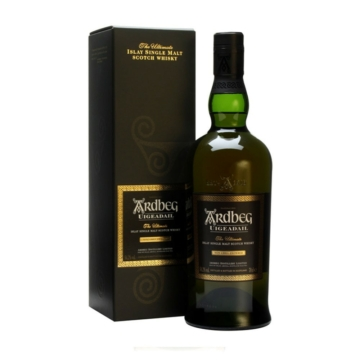 Ardbeg Uigeadail Skót Whisky 0,7l 54,2%