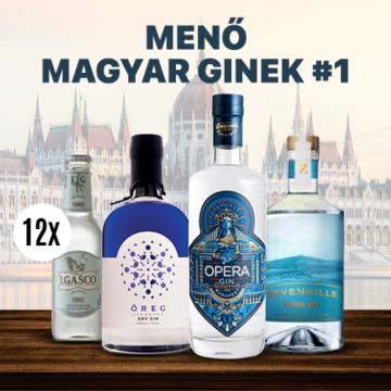 Menő Magyar ginek #1