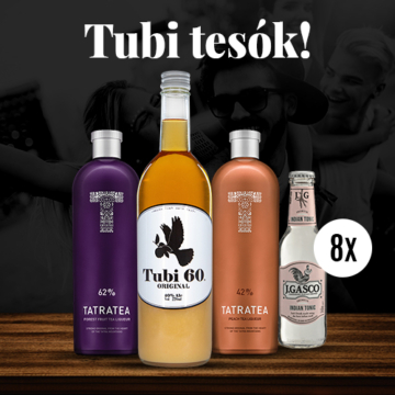 Tubi Tesók! italcsomag