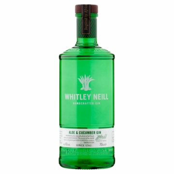 Whitley Neill Aloe & Cucumber Gin 0,7l 43%