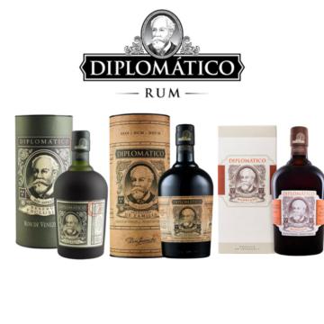 Diplomatico Rum Válogatás - Mr. Alkohol
