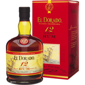 El Dorado 12 Éves Rum 0.7L (40%)