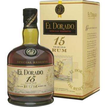 El Dorado 15 éves 0,7l 43% DD