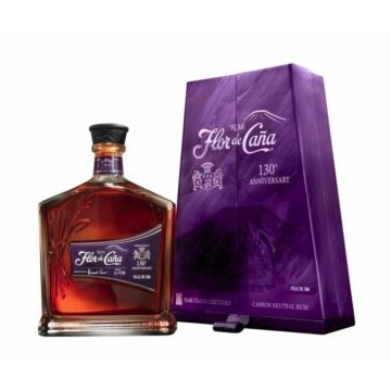 Flor De Cana 20 éves 130th Anniversary Rum 0,7l 45%