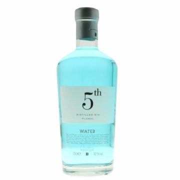 5th Water Floral Gin 42% 0,7l