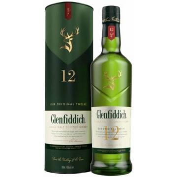 Glenfiddich 12 Years 1L 40%
