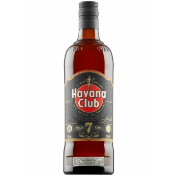 Havana Club 7 Éves Rum 0.7l 40%