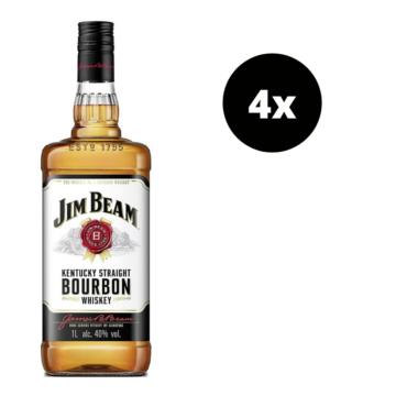 Jim Beam 1l Party Pack