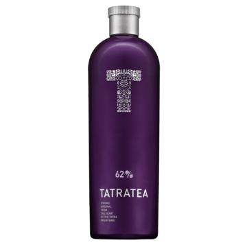 Tatratea 62% erdei gyümölcsös tea likőr 0,7l