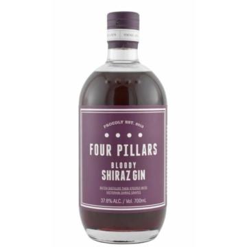 Four Pillars Bloody Shiraz Gin 0,7l 37,8%