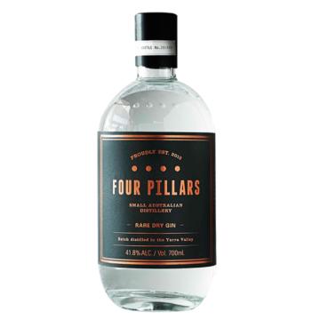 Four Pillars Rare Dry Gin 0,7l 41,8%