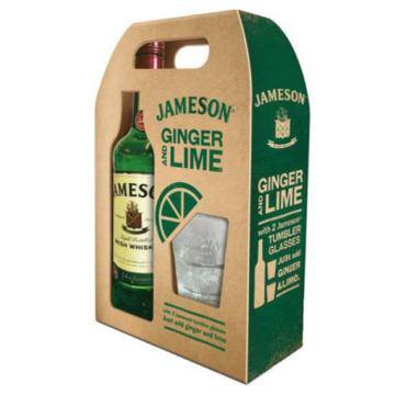 Jameson Ír Whiskey 0,7l 40% +2 pohár