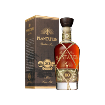 Plantation XO 20th Anniversary rum 0,7l 40% papír DD