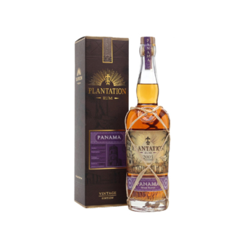 Plantation Panama Old Reserve rum 0,7l 41,6% DD