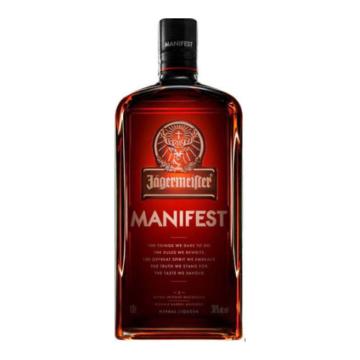 Jagermeister Manifest 1,0L 38%