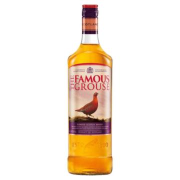 Famous Grouse Blended Skót Whisky 1,0l 40%