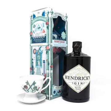 Hendrick s Gin 0,7l Secret Order 41,4% + kerámia pohár DD