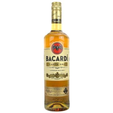 Bacardi Gold 1,0l
