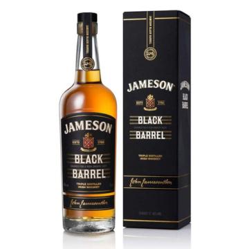 Jameson Select Reserve Black Barrel 0,7L 40%