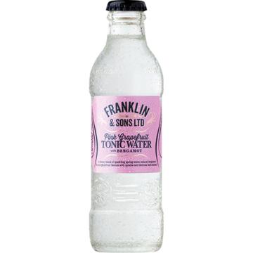 Franklin & Sons tonic Pink grapefruit with bergamot 0,2l