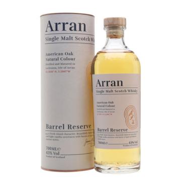 The Arran Malt Barrel Reserve 0,7L 43%