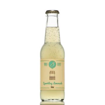 Three Cents Sparkling Lemonde 0,2l